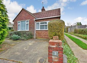 Thumbnail 3 bed detached bungalow for sale in Petlands Road, Haywards Heath, West Sussex