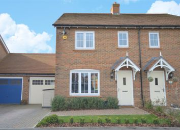 Thumbnail 3 bed semi-detached house for sale in Hayton Crescent, Tadworth