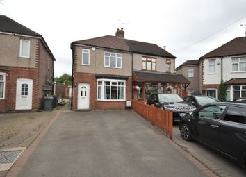 Thumbnail 3 bed semi-detached house for sale in Brookdale Road, Nuneaton