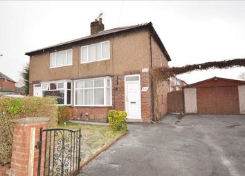 Thumbnail 2 bed semi-detached house for sale in Moor Road, Chorley