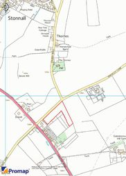 Thumbnail Land for sale in Gravelly Lane, Stonnall, Shenstone, Walsall