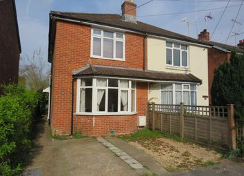 Thumbnail 3 bed semi-detached house for sale in Ash Road, Ashurst, Southampton