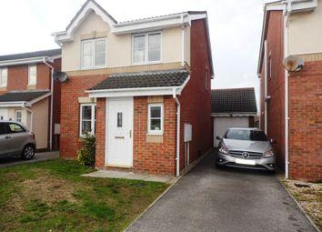 Thumbnail 3 bed detached house for sale in Watling Close, Bracebridge Heath, Lincoln