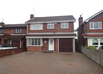 Thumbnail 4 bed detached house for sale in Seaton Close, Lightwood, Stoke-On-Trent