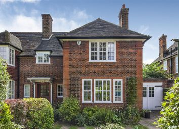 Thumbnail 4 bed semi-detached house for sale in Deansway, London