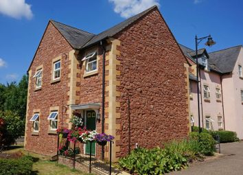 Thumbnail 2 bed flat for sale in Park View, Cotford St. Luke, Taunton