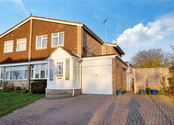 Thumbnail 2 bedroom semi-detached house for sale in Sherwood Way, Feering, Colchester