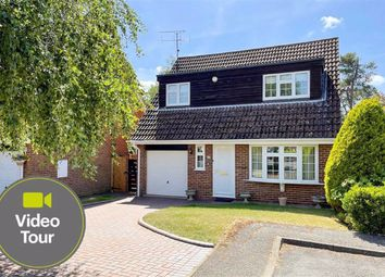 Thumbnail 4 bed detached house for sale in Shepherds Mead, Leighton Buzzard