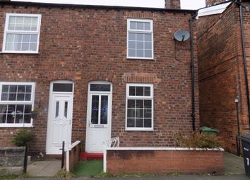Thumbnail 2 bed end terrace house for sale in George Street, Barnton, Northwich