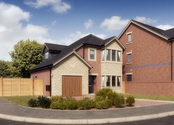 Thumbnail 3 bedroom detached house for sale in The Laureates, Low Road, Cockermouth