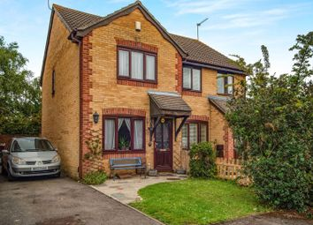 Thumbnail 2 bed semi-detached house for sale in Woollett Close, Dartford