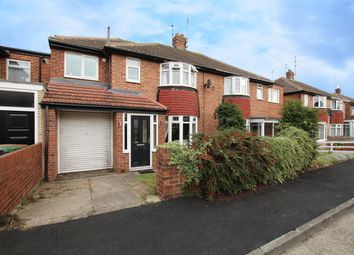 Thumbnail 4 bed semi-detached house for sale in Kentmere Avenue, Sunderland