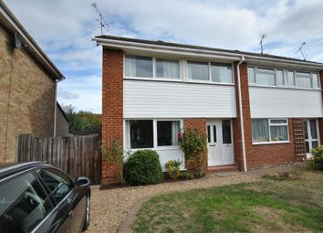Thumbnail 3 bed semi-detached house for sale in Instow Road, Earley, Reading