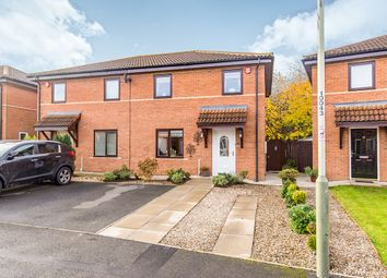 Thumbnail 3 bed semi-detached house for sale in Railway View, Darlington
