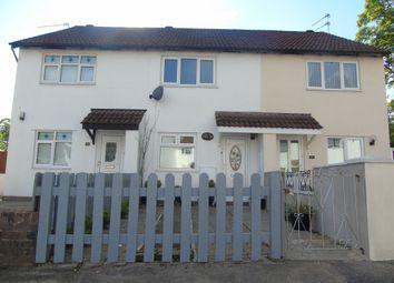 Thumbnail 2 bedroom terraced house for sale in Beech Grove, St. Brides Wentlooge, Newport