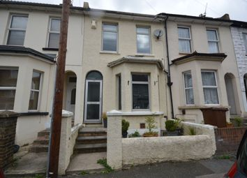 Thumbnail 3 bed terraced house to rent in Weston Road, Strood, Rochester