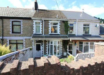 Thumbnail 2 bed terraced house for sale in Sudan Terrace, Oak Street, Abertillery