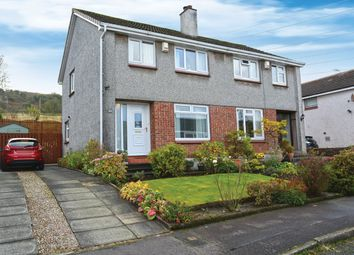 Thumbnail 3 bed semi-detached house for sale in 44 Rosedale Avenue, Paisley