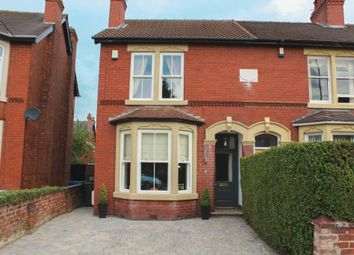 Thumbnail 3 bed end terrace house for sale in Buckingham Road, Town Moor
