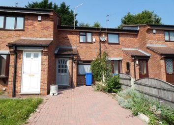 Thumbnail 1 bed terraced house for sale in Harrison Street, Derby, Derbyshire
