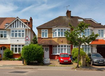 Thumbnail 2 bed flat for sale in Langley Drive, London