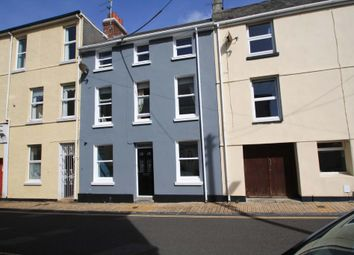 Thumbnail 4 bed terraced house for sale in Plymstock Road, Plymstock, Plymouth