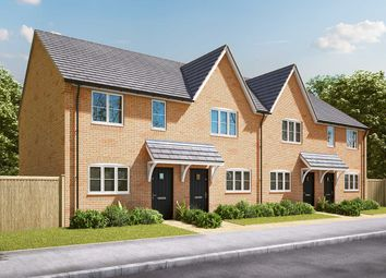 "Thumbnail 2 bed semi-detached house for sale in ""The Howard"" at Pamington, Tewkesbury"