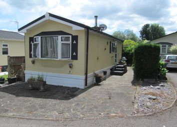 Thumbnail 1 bed mobile/park home for sale in The Oaks (Ref 5921), Horsham Road, Beare Green, Dorking, Surrey