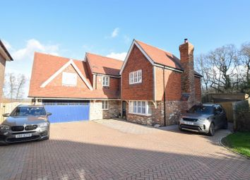 Thumbnail 5 bed detached house for sale in Woodlands Way, Hastings