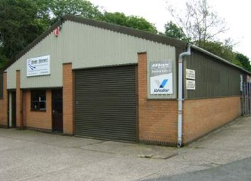Thumbnail Light industrial for sale in Moseley Motorsport UK Off Woodhouse Lane, Horsehay