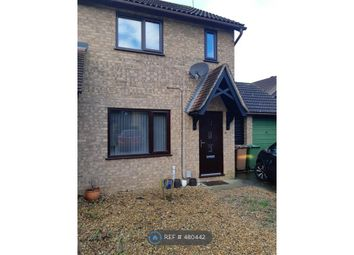 Thumbnail 3 bed semi-detached house to rent in Martinsbridge, Peterborough