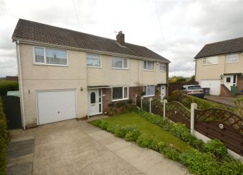 Thumbnail 5 bed semi-detached house for sale in Brownlea Close, Yeadon, Leeds, West Yorkshire