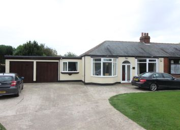 Thumbnail 3 bed semi-detached bungalow for sale in Hull Road, Keyingham, Hull