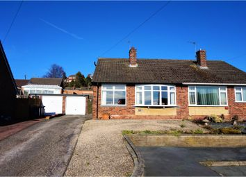 Thumbnail 3 bed semi-detached house for sale in Lewis Drive, Burton-On-Trent