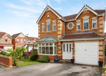 Thumbnail 4 bed detached house for sale in Whinbeck Avenue, Normanton