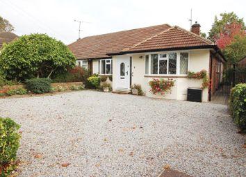 Thumbnail 3 bed semi-detached bungalow for sale in Newlands Avenue, Caversham, Reading
