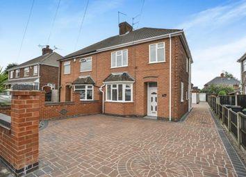 Thumbnail 3 bedroom semi-detached house for sale in Cherry Avenue, Kirkby-In-Ashfield, Nottingham