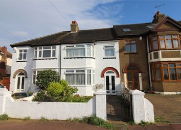 Thumbnail 3 bed terraced house for sale in Hunters Way West, Darland, Kent.