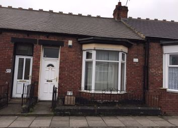 Thumbnail 2 bed bungalow to rent in St. Leonard Street, Hendon, Sunderland