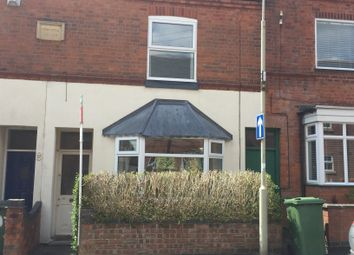 Thumbnail 3 bed terraced house to rent in Church Road, Kirby Muxloe