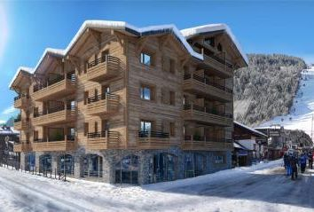 Thumbnail 2 bed apartment for sale in Le Carlina, Morzine, France