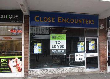 Thumbnail Retail premises to let in 59 Midland Road, Bedford