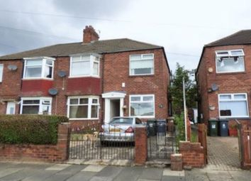 Thumbnail 2 bed flat for sale in Deneholm, Wallsend, Tyne And Wear