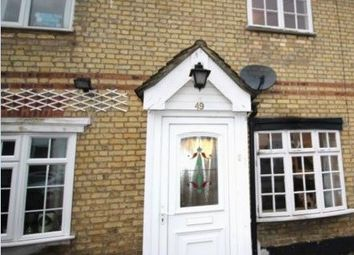 Thumbnail 3 bedroom terraced house for sale in Walpole Road, Bromley