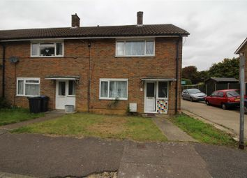 Thumbnail 2 bed end terrace house for sale in Little Grove Field, Harlow