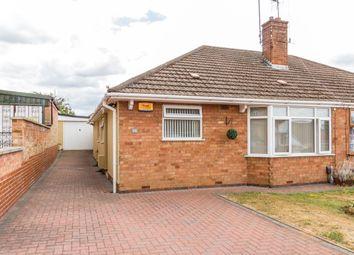 Thumbnail 2 bed semi-detached bungalow for sale in Ridgeway, Wellingborough