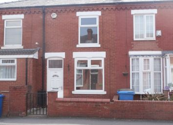 Thumbnail 2 bed terraced house for sale in Chatham Street, Stockport