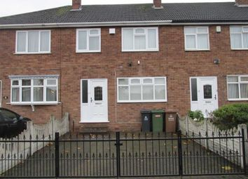 Thumbnail 3 bed terraced house to rent in Alexandra Road, Darlaston, Wednesbury