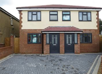 Thumbnail 2 bed semi-detached house for sale in Stoneleigh Avenue, Enfield, Greater London