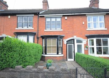 Thumbnail 2 bed terraced house for sale in Yoxall Avenue, Hartshill, Stoke-On-Trent